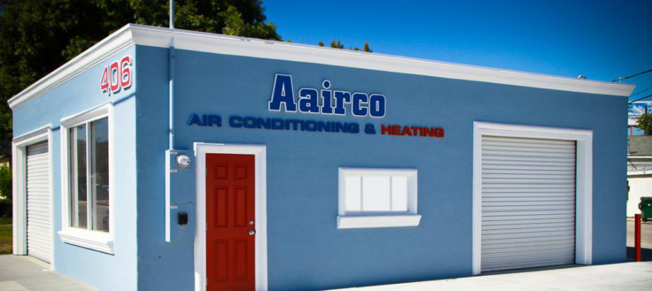 Welcome to the All-New Aairco Website